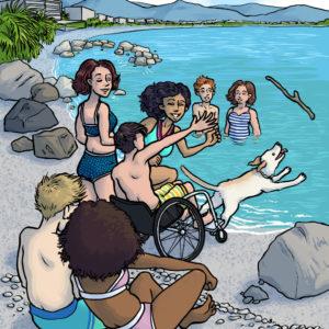 Un été très cool åk 7 - kapitelbild